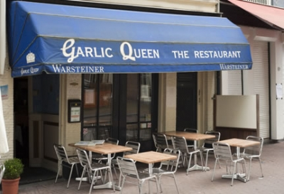 Restaurant The Garlic Queen Amsterdam