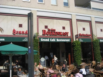 grand cafe restaurant in den boekenkast capelle aan den ijssel